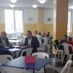 """Кметът на """"Триадица"""" влезе в столовата на 22 СУ"""