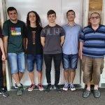 Три сребърни медали за България по информатика от олимпиада