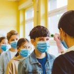 Окончателно: Учениците до IV клас – без маски в час