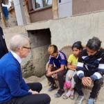 Просветният министър се включи в екипите за издирване на деца, които не посещават училище